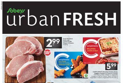 Sobeys Urban Fresh Flyer January 2 to 6