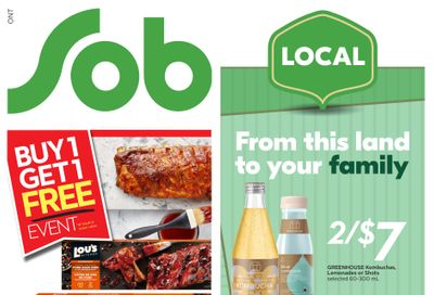 Sobeys (ON) Flyer January 2 to 6