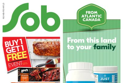 Sobeys (NS) Flyer January 2 to 6