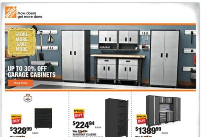 The Home Depot Weekly Ad Flyer December 31 to January 7