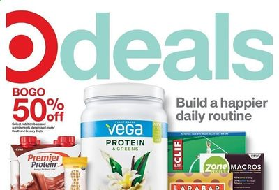 Target Weekly Ad Flyer January 3 to January 9