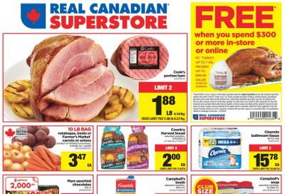 Real Canadian Superstore (West) Flyer September 27 to October 3