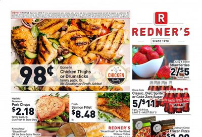 Redner's Markets Weekly Ad Flyer January 2 to January 6