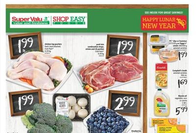 Shop Easy & SuperValu Flyer January 10 to 16
