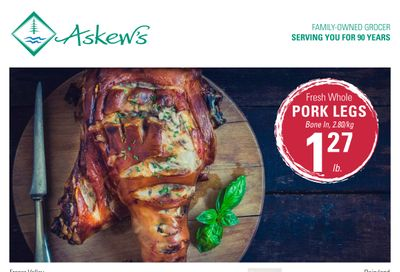 Askews Foods Flyer January 3 to 9