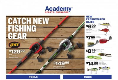 Academy Sports Weekly Ad Flyer January 4 to January 17