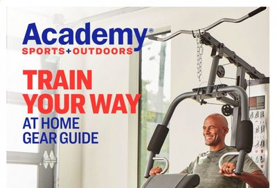 Academy Sports Weekly Ad Flyer December 26 to February 14