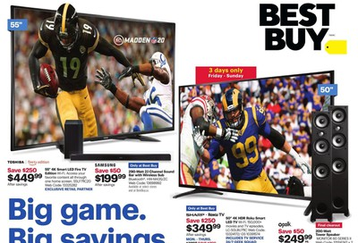 Best Buy Flyer January 10 to 16