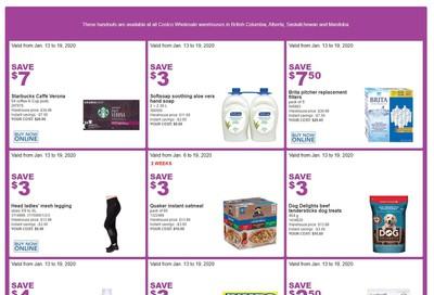 Costco (BC, AB, SK & MB) Weekly Savings January 13 to 19