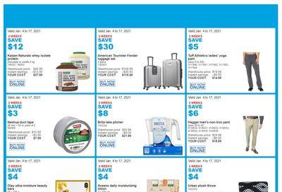 Costco (BC, AB, SK & MB) Weekly Savings January 4 to 17