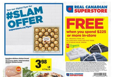 Real Canadian Superstore (ON) Flyer January 16 to 22