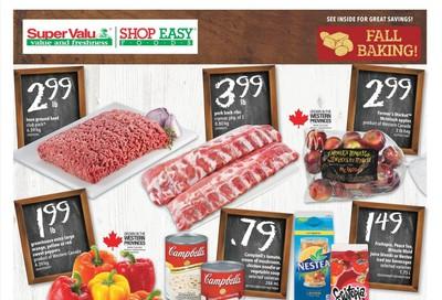 Shop Easy & SuperValu Flyer September 27 to October 3