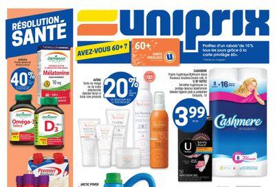 Uniprix Flyer January 7 to 13