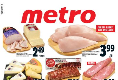 Metro (ON) Flyer January 7 to 13
