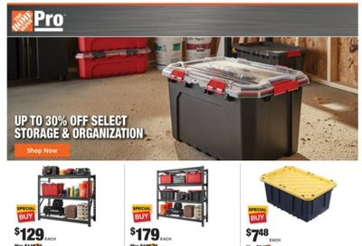 The Home Depot Weekly Ad Flyer January 4 to January 11