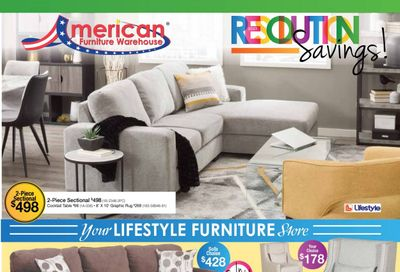 American Furniture Warehouse (AZ) Weekly Ad Flyer January 3 to January 16