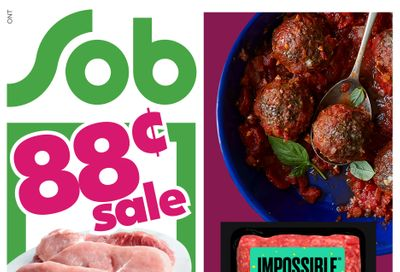 Sobeys (ON) Flyer January 7 to 13