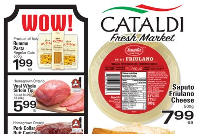 Cataldi Fresh Market Flyer January 6 to 12