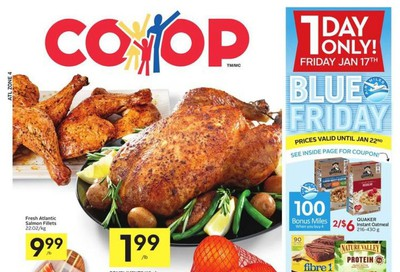 Foodland Co-op Flyer January 16 to 22