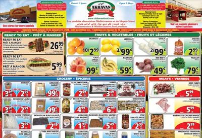 Akhavan Supermarche Flyer January 15 to 21