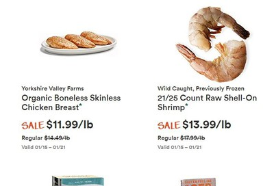 Whole Foods Market (ON) Flyer January 15 to 21