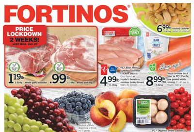 Fortinos Flyer January 7 to 13