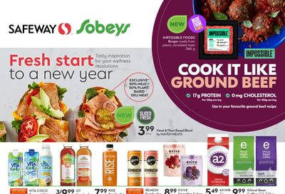 Sobeys (West) Flyer January 7 to February 10