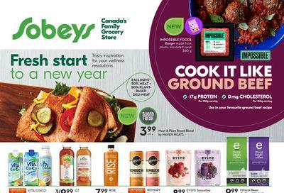 Sobeys (Atlantic) Flyer January 7 to February 10