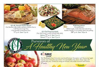 AJ's Fine Foods Sales Ad Flyer January 6 to January 19, 2021