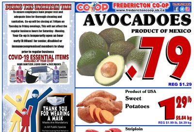 Fredericton Co-op Flyer January 7 to 13
