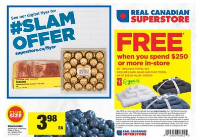 Real Canadian Superstore (West) Flyer January 17 to 22