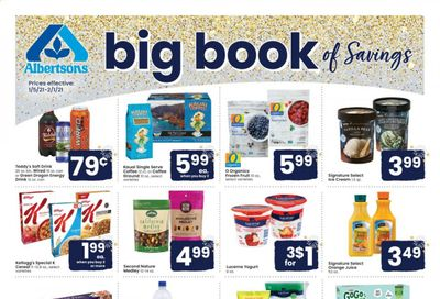 Albertsons Weekly Ad Flyer January 5 to February 1