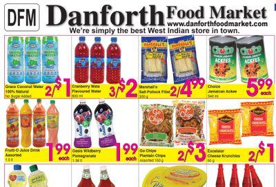 Danforth Food Market Flyer January 7 to 13