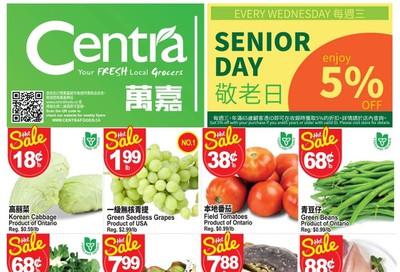 Centra Foods (Aurora) Flyer September 27 to October 3