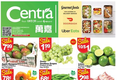 Centra Foods (Barrie) Flyer September 27 to October 3