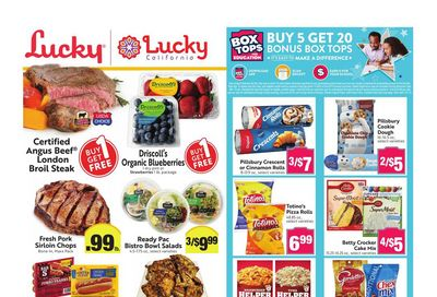 Lucky Weekly Ad Flyer January 6 to January 12, 2021