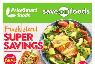 PriceSmart Foods Flyer January 7 to 13