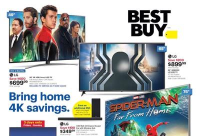 Best Buy Flyer September 27 to October 3