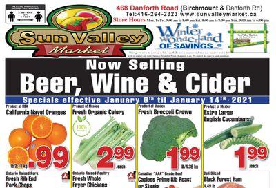 Sun Valley Market Flyer January 8 to 14