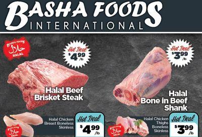 Basha Foods International Flyer January 8 to 21