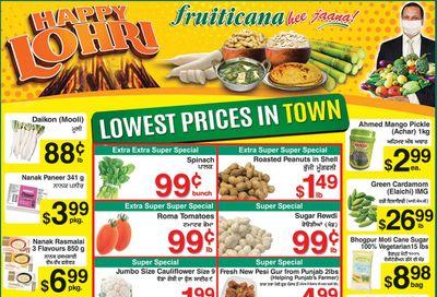 Fruiticana (BC) Flyer January 7 to 13