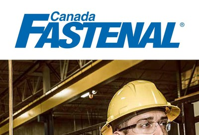Fastenal Flyer July 1 to September 30