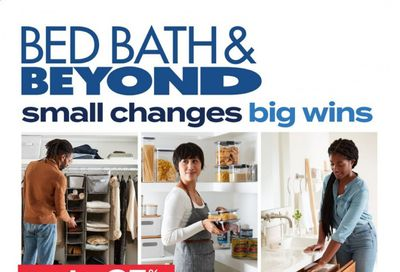 Bed Bath & Beyond Weekly Ad Flyer January 6 to January 28