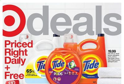 Target Weekly Ad Flyer January 10 to January 16