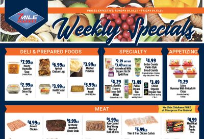 7 Mile Market Weekly Ad Flyer January 10 to January 15, 2021