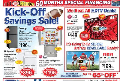 ABC Warehouse Weekly Ad Flyer January 10 to January 16, 2021