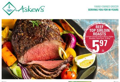 Askews Foods Flyer January 10 to 16
