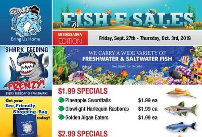 Big Al's (Mississauga) Weekly Specials September 27 to October 3