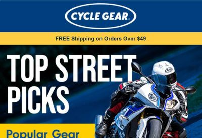 Cycle Gear Weekly Ad Flyer January 12 to January 19