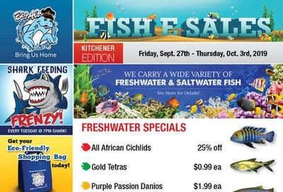 Big Al's (Kitchener) Weekly Specials September 27 to October 3